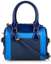 Burberry Prorsum - Little Bee Colour-block Leather Cross-body Bag - Lyst