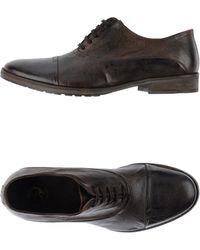 DIESEL Lace-up Shoes - Brown