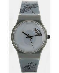 Asos Bug Print Watch - Lyst