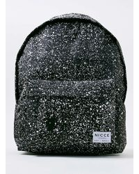 LAC - Bk Faux Leather Backpack - Lyst