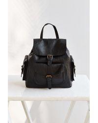 BDG - Leather Pocket Backpack - Lyst