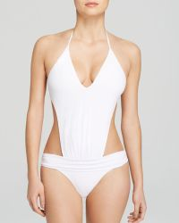 ViX Severina One Piece Swimsuit - Lyst