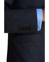 Lanificio F.lli Cerruti Dal 1881 - Cloth Tailored Fit Blue Marl Cashmere Suit - Lyst