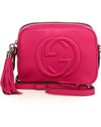 Gucci | Soho Leather Disco Bag | Lyst