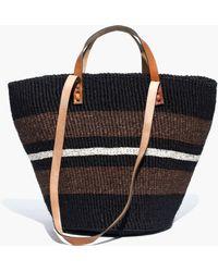 Madewell Bamboula Ltd. & Striped Tote Bag - Lyst