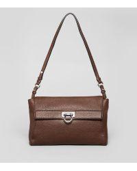 Ferragamo Shoulder Bag - Abbey - Lyst