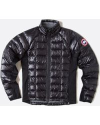 Canada Goose toronto sale discounts - Canada goose Bracebridge Jacket in Black for Men (Black/Graphite ...