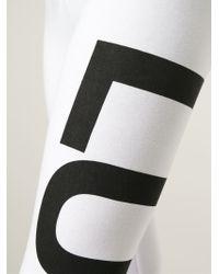 P.a.m. Perks And Mini - Logo Print Leggings - Lyst