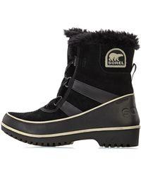 Sorel Tivoli Ii Ankle Snow Boots - Lyst