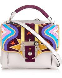 Paula Cademartori - Dun Dun Leather Shoulder Bag - Lyst