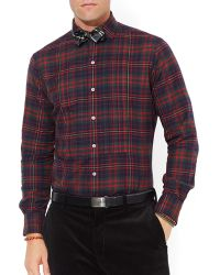 Ralph Lauren Polo Plaid Formal Estate Shirt - Lyst