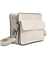 Zadig & Voltaire Two Material Deluxe Camera Bag - Lyst