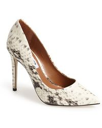 Steve Madden 'Proto' Pointy Toe Pump - Lyst