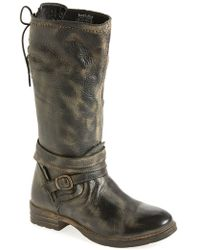 Bed Stu 'Paros' Leather Boot - Lyst