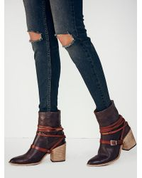 Free People Dawn Point Boot - Lyst