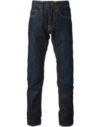 Edwin Ed-55 Relaxed Tapered Jeans - Lyst