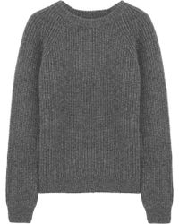 Chinti And Parker Ribbed Wool Sweater - Lyst