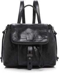 Botkier Warren Mini Backpack - Black