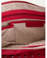 Michael by Michael Kors Billy Fringe Shoulder Bag - Lyst