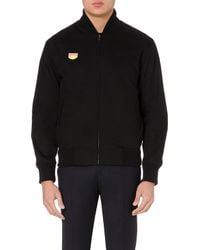 Fred Perry By Raf Simons Bomber Jacket - For Men - Lyst