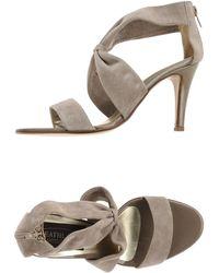 Leathland - Sandals - Lyst