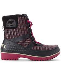 Sorel Black Tivoli Ii Boots - Lyst
