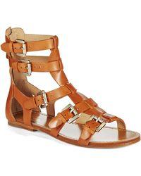 Belle By Sigerson Morrison Bianca Gladiator Sandals - Lyst