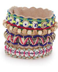 Deepa Gurnani   Sissy Bracelet   Lyst