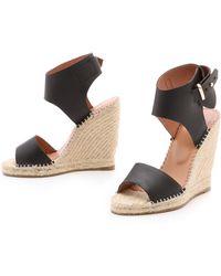 Joie - Palo Wedge Sandals - Lyst