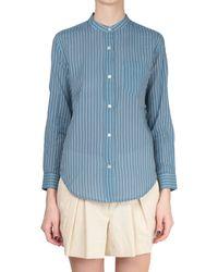 Etoile Isabel Marant Urban Cotton Shirt - Lyst
