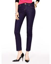 Kate Spade - Delancey Street Straight Leg Jeans - Lyst