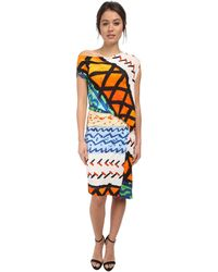 Vivienne Westwood Anglomania Multicolor Ellis Dress - Lyst