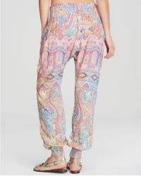 OndadeMar - Bengal Trousers Cover Up - Lyst