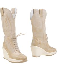 Hogan by Karl Lagerfeld - Ankle Boots - Lyst