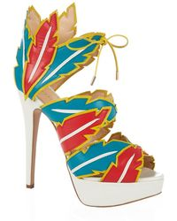 Charlotte Olympia Cherokee Sandals - Lyst