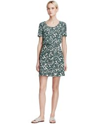 Tory Burch Floral Esther Tee - Lyst