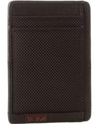 Tumi Alpha - Money Clip Card Case - Lyst