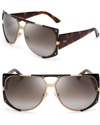 Dior Enigmatic Navigator Sunglasses - Lyst