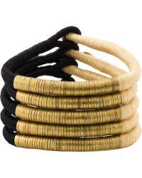 Forte Forte Wrap Bracelet - Lyst