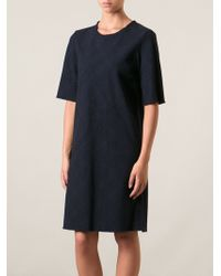Etoile Isabel Marant Keith Check Pattern Dress - Lyst
