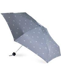 Tory Burch Mini Umbrella - Blue