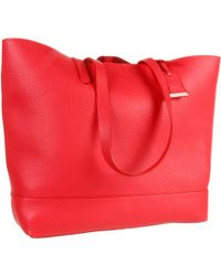 Cole Haan Red Haven Tote - Lyst