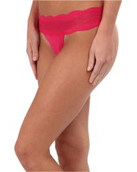 Cosabella Dolce Lowrider Thong - Lyst