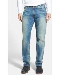 Lucky Brand Men'S '221 Original' Straight Leg Jeans - Lyst