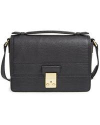 3.1 Phillip Lim Women'S 'Mini Pashli' Leather Messenger Bag - Black - Lyst