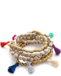 Lacey Ryan - Happy Hands Bracelet Set - Lyst