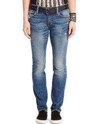 Denim & Supply Ralph Lauren Morgan High-Rise Slim Jean - Lyst