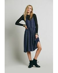 Free People Cool Moves Slip - Lyst