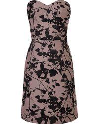 Coast Mirah Jacquard Dress - Lyst