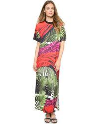 Clover Canyon Saffron Sash Maxi Dress - Multi - Lyst